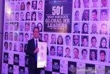 Mantan Direktur SDM dan Umum LKBN ANTARA raih Global HR Leaders Award