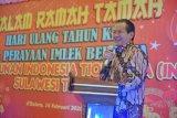 Gubernur Longki Djanggola puji warga Indonesia Tionghoa di Sulteng