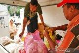 Harga bawang putih meroket, Pemkot Pekalongan gandeng Bulog gelar operasi pasar