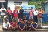 Lanal Maumere masih amankan 10 nelayan pengebom ikan
