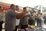 Polres Timika tangkap 13 pengedar narkoba selama Januari-Februari