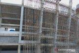 Untuk pembukaan MTQ Nasional ke-28, pembangunan  stadion utama Padang Pariaman capai 86 persen