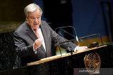 Sekjen PBB minta dunia hindari dampak 'dramatis' virus corona