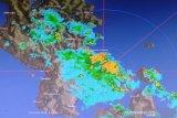 BMKG sebut hujan beragam dihampir seluruh wilayah Sultra