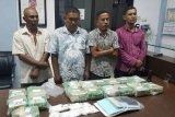 33 kg sabu asal Malaysia penyelundupan digagalkan