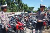 Operasi Cipta Kondisi, Polres Agam terbitkan 450 surat tilang (Video)
