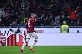 Milan tundukkan Torino 1-0, Rebic kembali cetak gol