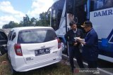 DAMRI kembangkan trayek angkutan dari Kalteng menuju Kalbar dan Kaltim