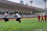 Nadeo : pemain timnas rasakan peningkatan ketahanan fisik