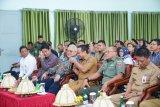 Pemprov minta Kemenakertrans berikan pelatihan kepada petani nelayan Sulsel