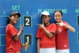 Tim tenis putri Indonesia tundukkan Srilanka 2-1 pada WJTC 2020