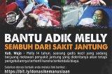 ACT Sulsel galang donasi bantu bocah penderita jantung