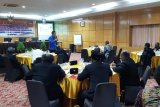 BNNP Papua sosialisasi bahaya narkoba kepada 25 anggota DPRD Dogiyai
