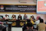 KPU Kota Bandarlampung gelar Rakor terkait pemenuhan syarat dukungan