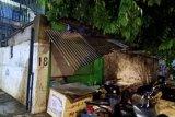 Kericuhan debt collector, Letusan senjata api terdengar di Jalan Pemuda