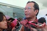Mahfud MD tegaskan Omnibus Law tak boleh kekang kebebasan pers