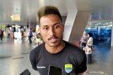 Wander Luiz merasa sudah seirama di lini depan Persib bersama Geoffrey Castillion