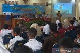 Balitbang Kota Magelang sosialisasi kompetisi robot terbang tingkat SMP