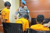 Polda Sulteng tembak pencuri senjata milik polisi
