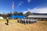 Binmas Noken Polri gelar Polisi Pi Ajar di SMA Pirime Lanny Jaya