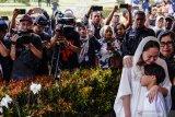 Ashraf Sinclair dan keabadian cinta Bunga Citra Lestari