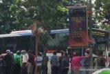 Polisi amankan sepuluh orang terlibat bentrokan  di Jalan Pemuda