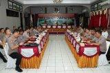 Kapolda Papua pimpin rapat persiapan pengamanan pilkada dan PON XX