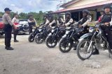 Samapta Polres Keerom laksanakan patroli dialogis dengan warga