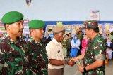 Panglima TNI lepas empat jenazah korban Helikopter Mi-17