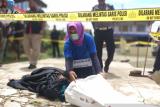 Mayat nenek dalam karung, ternyata pembunuhnya seorang wanita yang kesal ditagih utang