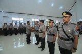 Wakapolres Asmat pimpin sertijab Kabag Ops dan Kasat Reskrim