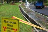 Bapeten akan pasang 126 detektor radiasi untuk pantau radiasi nuklir