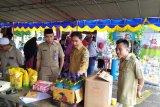 Stabilkan harga, Pemkot Mataram gelar pasar murah
