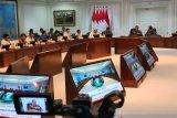Presiden RI Joko Widodo inginkan insentif bagi wisman terkait wabah Virus Corona