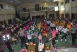 Polisi  Jayawijaya lakukan pemulihan trauma secara tradisional