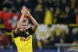 Haaland terpilih pemain terbaik saat Dortmund kalahkan PSG di Liga Champions