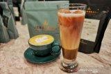 Gandja dan Klepon sajian menu favorit  kopi Jenderal Budi Waseso