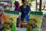 10 ton beras Molas Lembor dipasarkan Bulog NTT