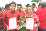 PDIP kembali usung pasangan petahana di Banggai