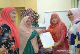 Pengurus KPPI sowan ke istri Bupati Kampar