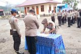 Kapolres Tolikara pimpin pengukuhan wakapolres baru Kompol Yosep Goran