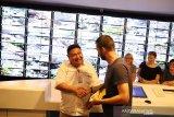 Tim kemanusiaan Jerman Kunjungi Command Center Manado