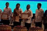 Menkes Terawan beri penghargaan filariasis-malaria Kabupaten Jayapura