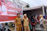 Operasi pasar bawang putih di Dharmasraya, harga Rp35.000 per kilogram