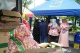 Pesisir Selatan gelar Operasi Pasar bawang putih