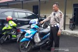 Wanita paruh baya di Palangka Raya meninggal dunia usai menabrak mobil