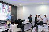 Diskominfo Ogan Komering Ulu Selatan kunjungi command center Padang Panjang