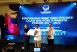 NasDem resmi serahkan surat rekomendasi bacawali Surabaya ke Machfud Arifin