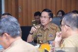 Palembang targetkan retribusi IMB   sebesar Rp61 miliar