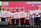 Bank Jateng Syariah serahkan hadiah 8 paket umroh